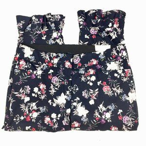 Lane Bryant The Allie floral Ankle pants 18 NWT